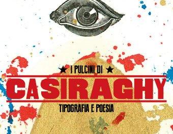 MOSTRA DI ALBERTO CASIRAGHY