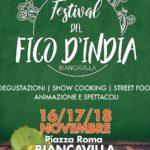 FESTIVAL DEL FICO D'INDIA A BIANCAVILLA
