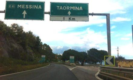 TAORMINA: SULLA A18 BECCATO AUTOMOBILISTA FURBETTO. DOVRA' RIFARE GLI ESAMI PER LA PATENTE