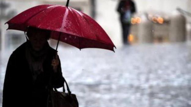 SICILIA: OGGI PREALLERTA ARANCIONE SU CATANIA E PROVINCIA