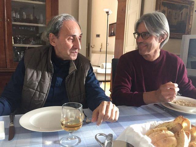 FRANCO BATTIATO RIAPPARE SU FACEBOOK DOPO UN LUNGO PERIODO DI MALATTIA