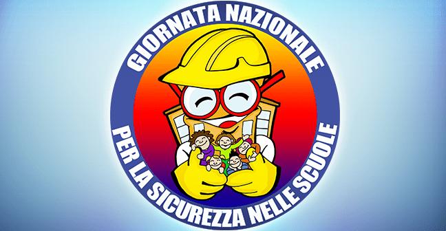OGGI E' LA GIORNATA NAZIONE PER LA SICUREZZA NELLE SCUOLE