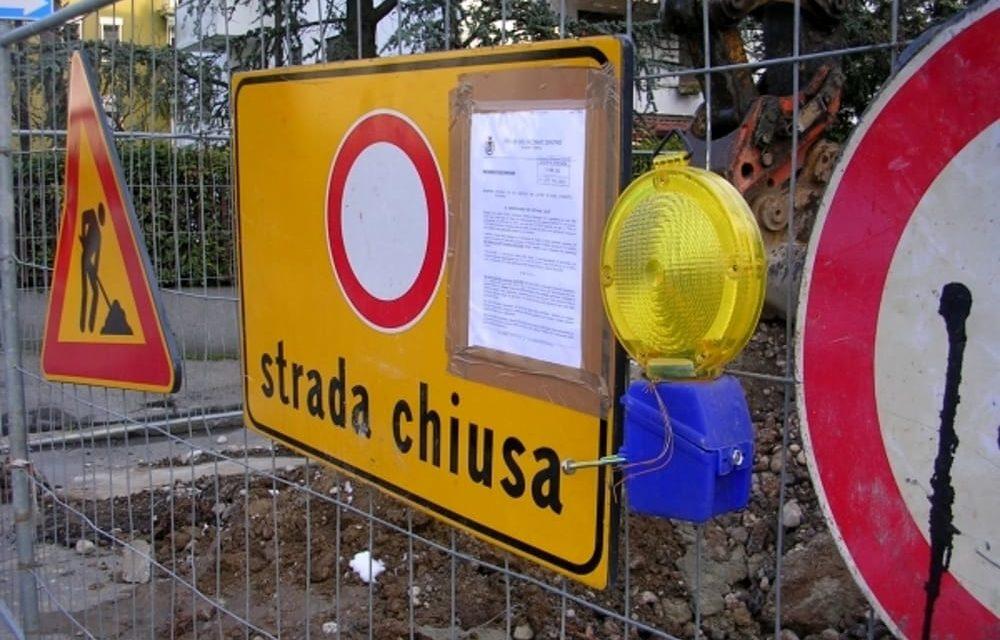 MALTEMPO: ORDINANZA DI CHIUSURA PER DUE STRADE
