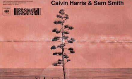 CALVIN HARRIS  & SAM SMIT – PROMISES