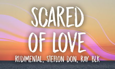 RUDIMENTAL FEAT RAY BLK & STEFFLON DON – SCARED OF LOVE