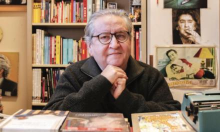 """VINCENZO MOLLICA RIVELA :"""" HO PERSO LA VISTA E HO IL PARKINSON, MA NON PERDO L'ENTUSIASMO"""""""