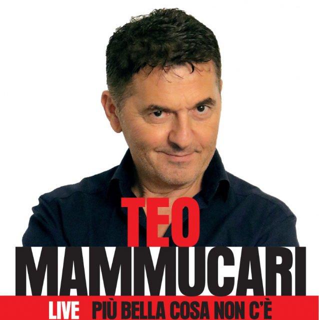 """TEO MAMMUCARI AL TEATRO AMBASCIATORI CON """"PIU' BELLA COSA"""""""
