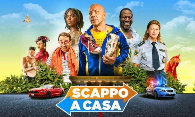 """CINEMA: ALDO BAGLIO NELLA NUOVA COMMEDIA """"SCAPPO A CASA"""" DAL 21 MARZO AL CINEMA"""