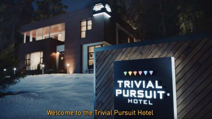 L'HOTEL È UN QUIZ: È GRATIS SE RISPONDI CORRETTAMENTE