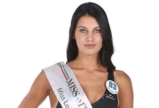 MISS ITALIA 2019: VINCE CAROLINA STRAMARE