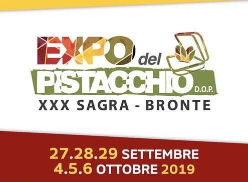EXPO DEL PISTACCHIO DOP DI BRONTE: PRIMA DOMENICA, PRIMO GRANDE SUCCESSO