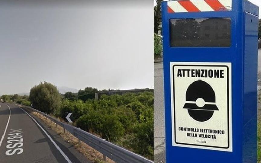IN ARRIVO GLI AUTOVELOX, SARANNO UNDICI SULLA SS 121 CATANIA-PATERNÒ E DICIOTTO SULLA ADRANO-BRONTE