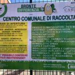 """BRONTE – DAL 7 GENNAIO AL VIA LA """"PESATURA"""" DEI RIFIUTI DIFFERENZIATI"""