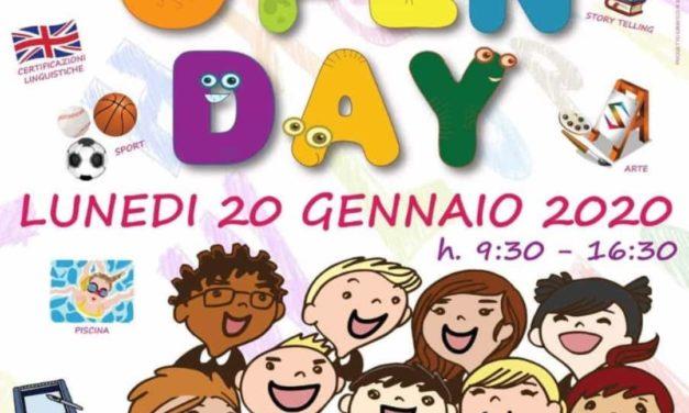 """BRONTE – OPEN DAY PRESSO IL 1° CIRCOLO """"NICOLA SPEDALIERI"""""""