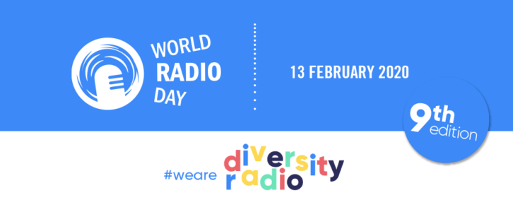 OGGI E' IL WORLD RADIO DAY