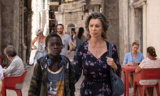 SOPHIA LOREN, IL NUOVO FILM IN ESCLUSIVA SU NETFLIX