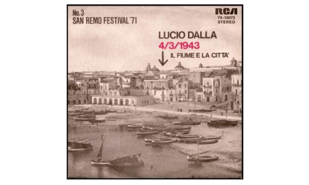 """FESTIVAL DI SANREMO – Sala Stampa Lucio Dalla: """"Le radio trasmettano tutte insieme '4/3/1943' a cinquant'anni dalla sua uscita"""""""
