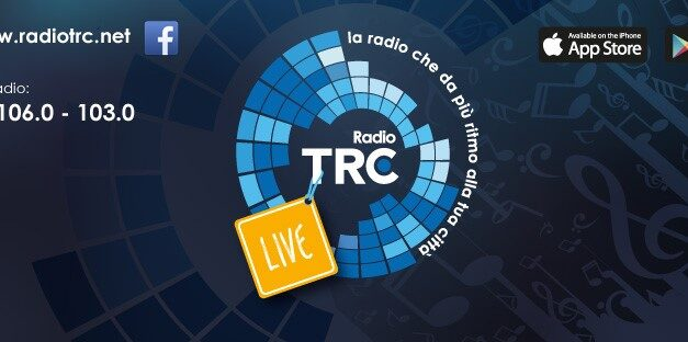 RADIO TRC, PARTE LUNEDI' 27 SETTEMBRE LA NUOVA STAGIONE: SCOPRI IL PALINSESTO